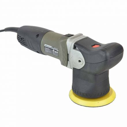 Hardin HVRO-38 Random Orbit, Swirl-Free Sanding/Polishing Action, 1800- 7000 RPM, 7 Amp, 800 Watt, with 5 Inch Hook and Loop and 5 Inch Buffing Pad