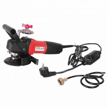 "Hardin WP800-220 4"" Variable Speed 110V,220V, 1000-4000 RPM Wet Polisher and Grinder 800 Watt  5/8""x11 Spindle (WVGRIN220)"